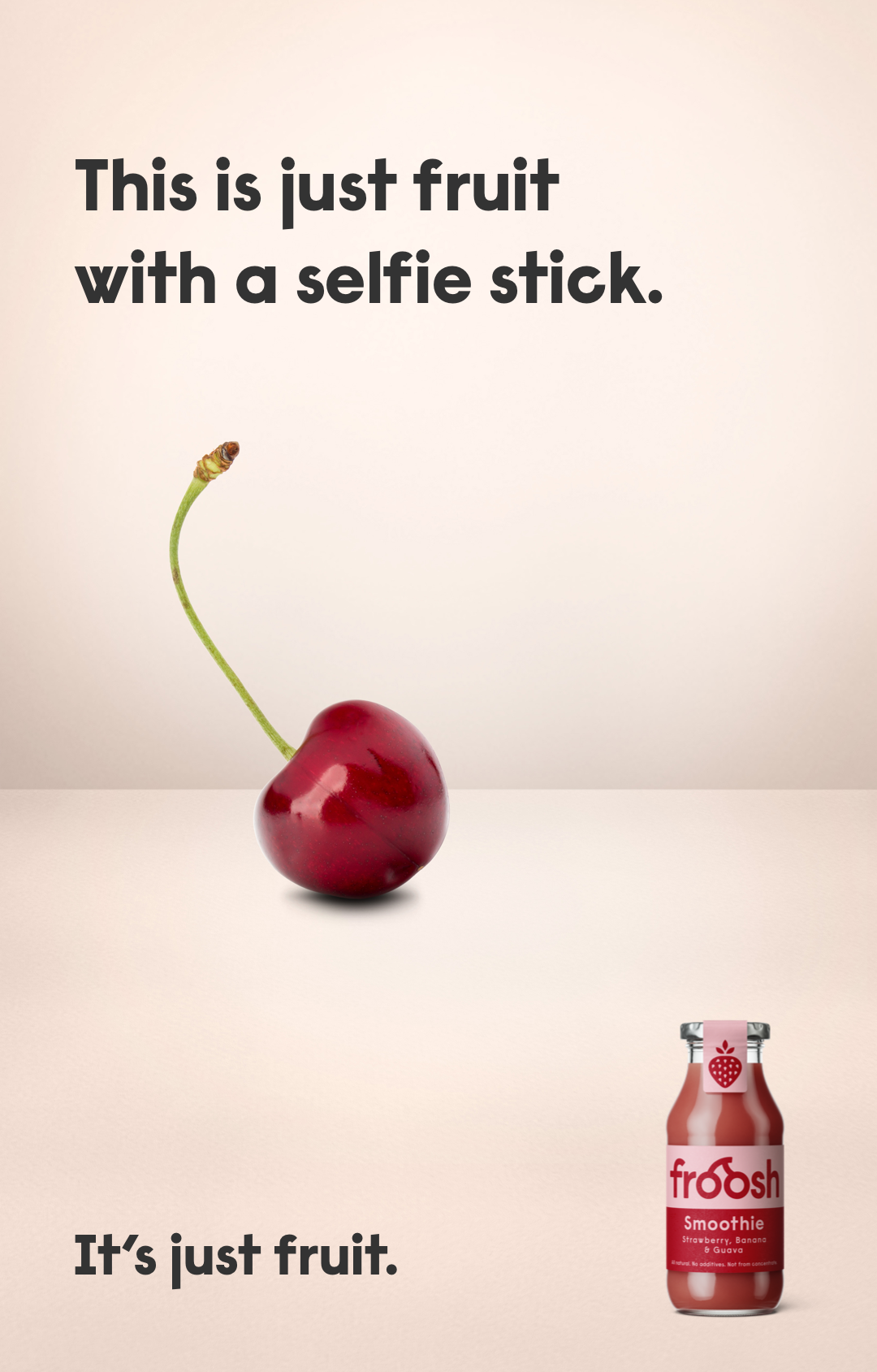 Cherry Selfie