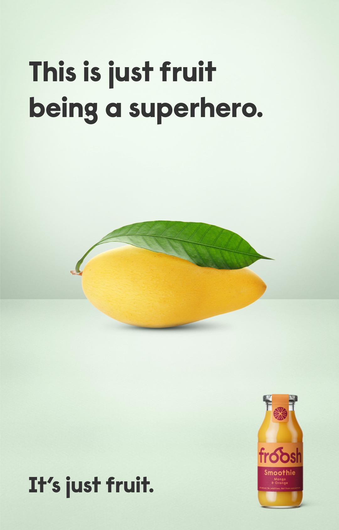 Mango Superhero